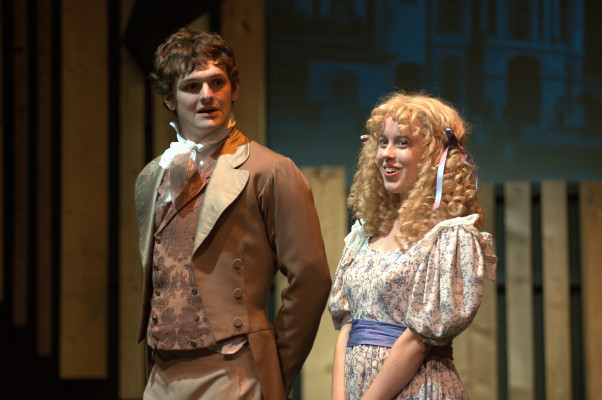 The Criterion Theatre, Earlsdon - Production David Copperfield